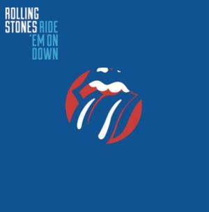 "ROLLING STONES - RIDE 'EM ON DOWN -10""-"
