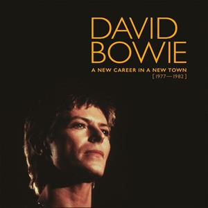 BOWIE, DAVID - A NEW CAREER IN A NEW TOWN (1977-1982)