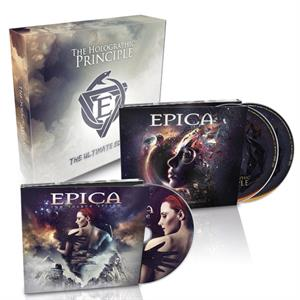 EPICA - THE SOLACE SYSTEM / THE HOLOGRAPHIC