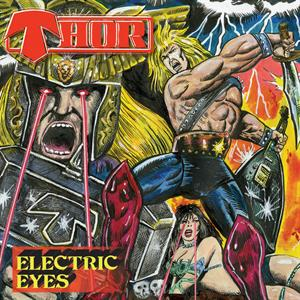 THOR - ELECTRIC EYES