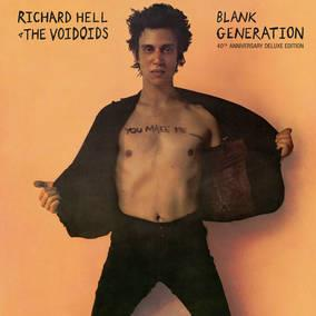 HELL, RICHARD & THE VOIDO - BLANK GENERATION/ BLACK FRIDAY 2017 -DIGISLEE-