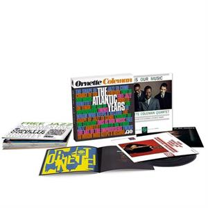 COLEMAN, ORNETTE - ATLANTIC YEARS -BOX SET-