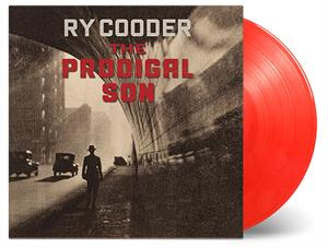 COODER, RY - THE PRODIGAL SON (RED COLOURED + INDIE EXCLUSIVE)
