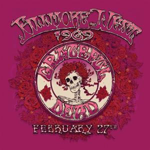 GRATEFUL DEAD - FILLMORE WEST 1969 -HQ-