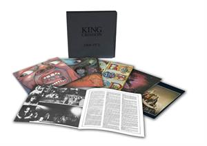 KING CRIMSON - 1969-1972 -LTD-